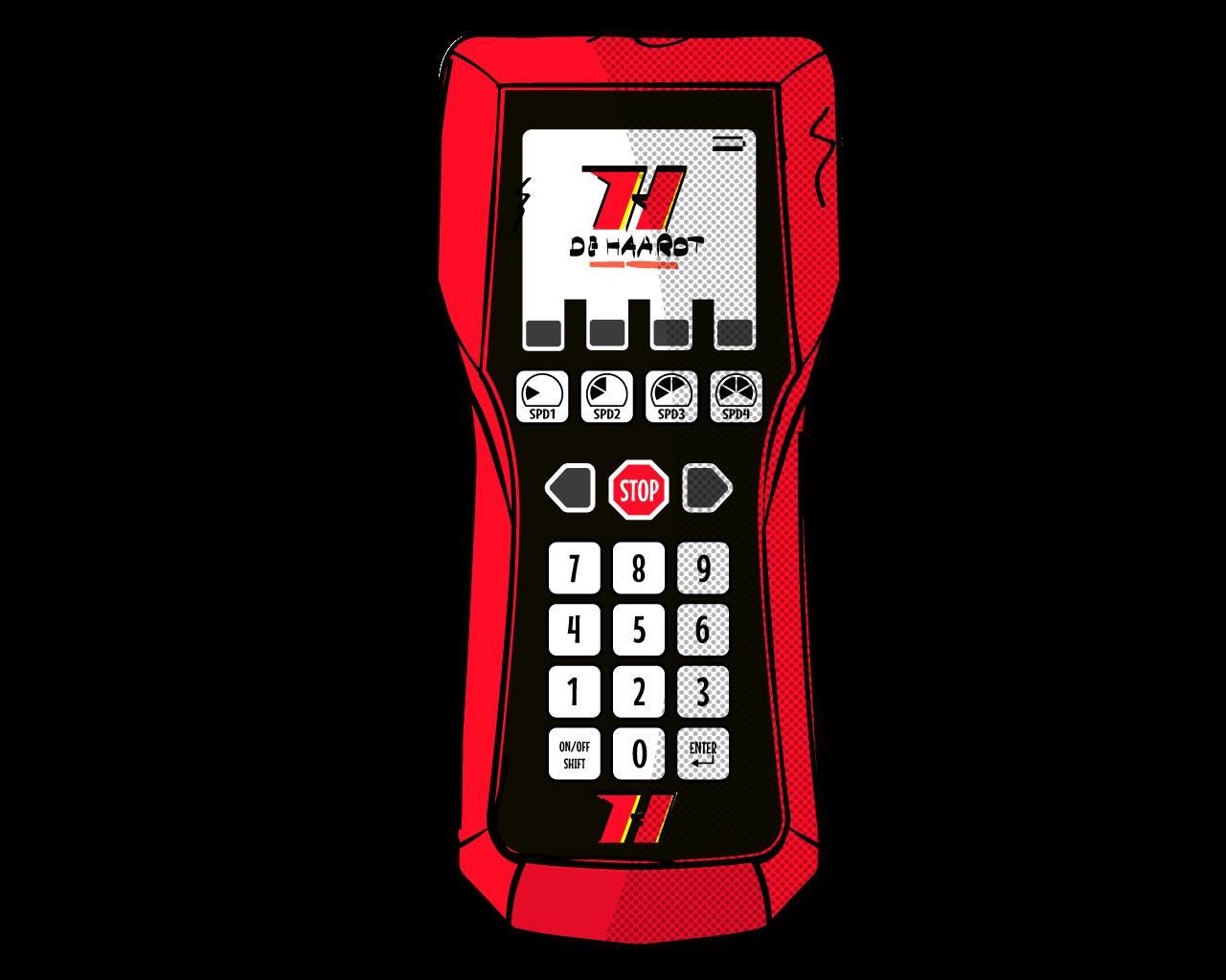 DeHaardt-Xtra.Remote Control
